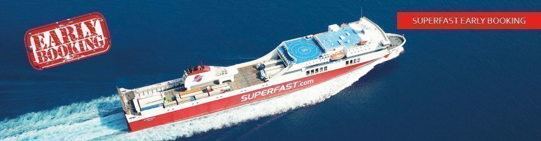 Superfast Ferries | Discounts & Offers | go-Ferry com